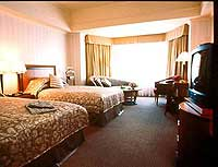 An Executive Twin room