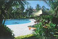 The Beach Resort's swimming  pool