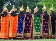 travel to Asia - Laos dancers