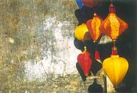 Travel to vietnam to see lanterns  in Hoi An