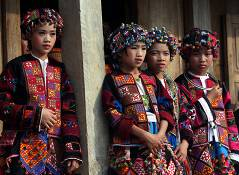 vietnam tours in northwest mountain villages